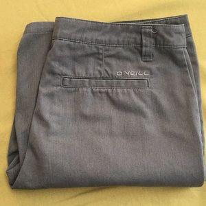 O'neill Surf Brand Mens 34 Shorts